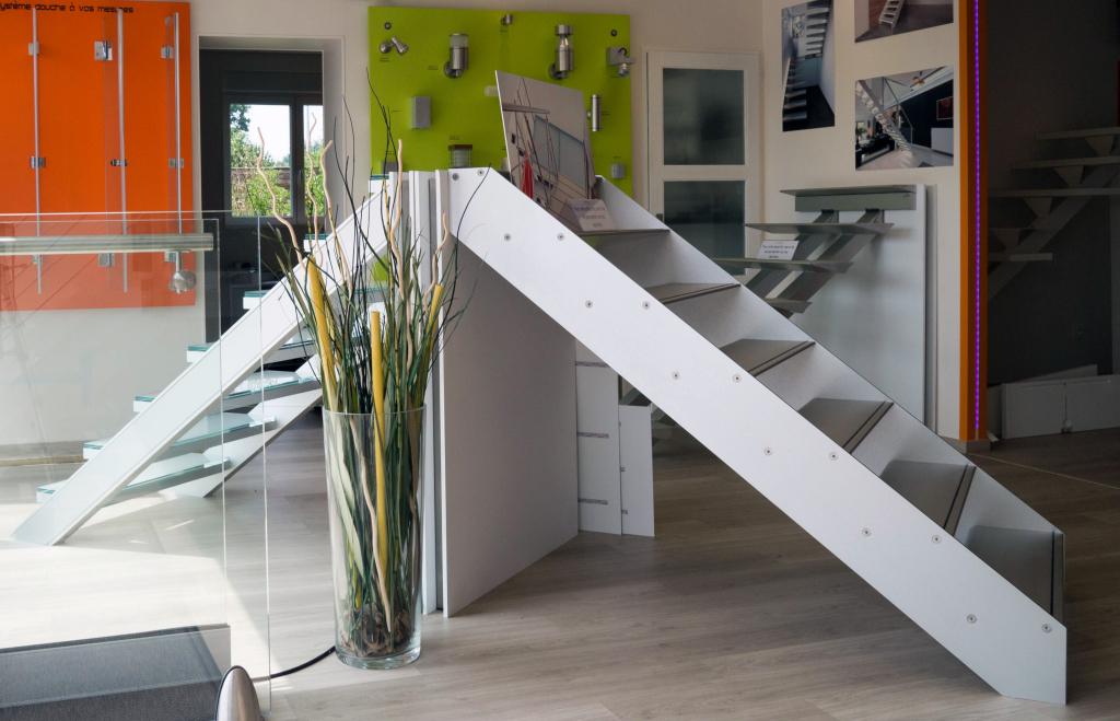 Escalier sur mesure normandie