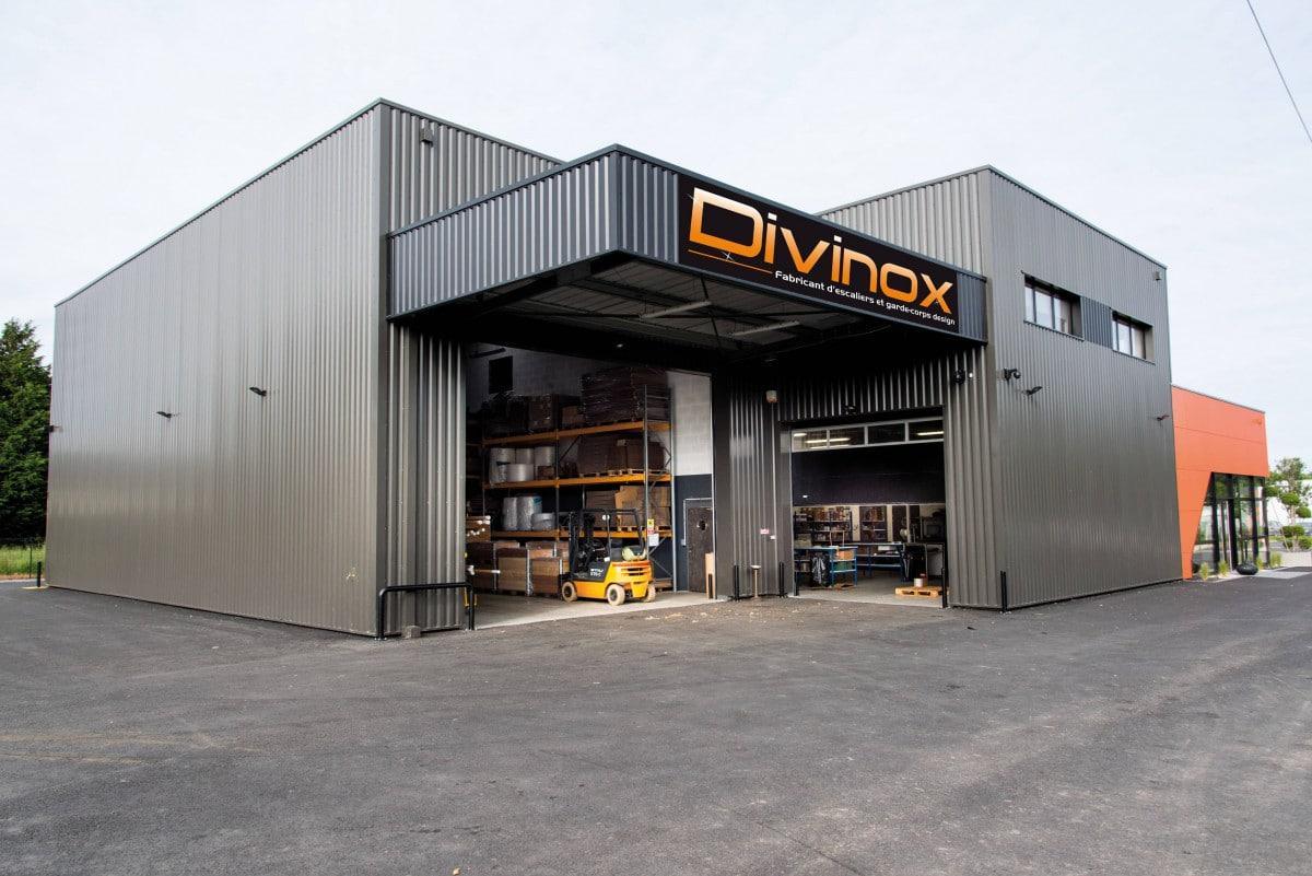 , Divinox, un expert pour votre aménagement