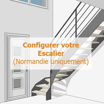 Configurer votre escalier