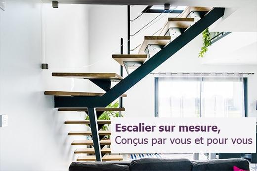 garde corps escalier design et verri re sur mesure en normandie 14 divinox. Black Bedroom Furniture Sets. Home Design Ideas