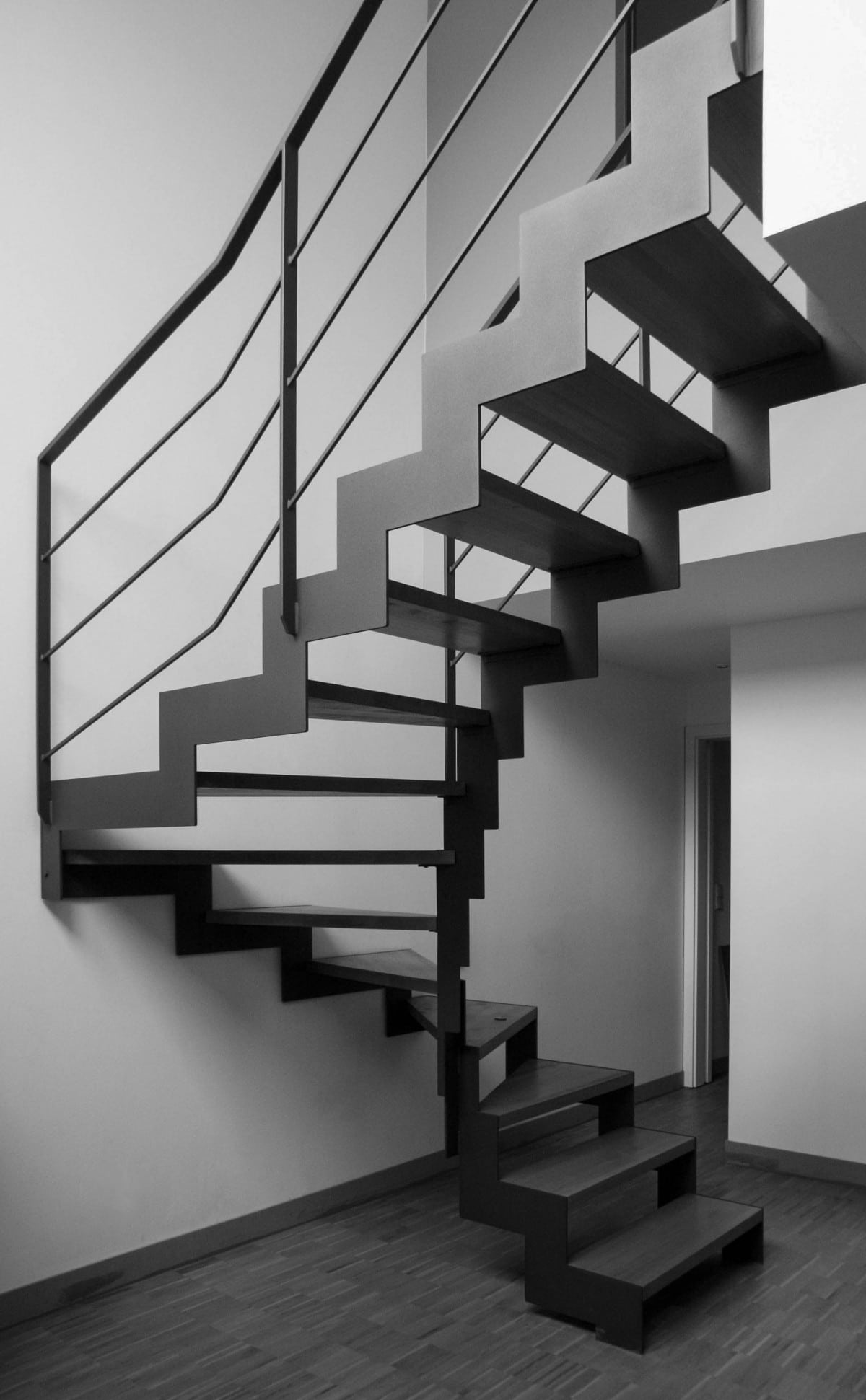 Gallery - Escalier metallique design ...