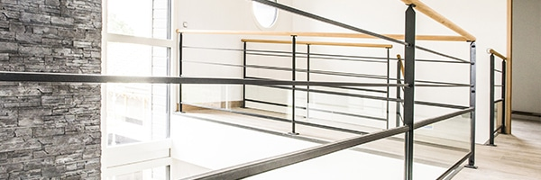 garde corps inox acier alu rambarde escalier balustrade inox divinox. Black Bedroom Furniture Sets. Home Design Ideas