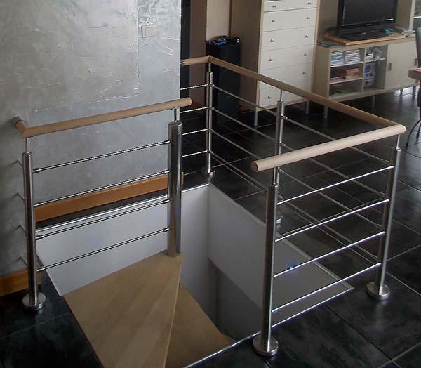 garde corps caen rambarde inox caen. Black Bedroom Furniture Sets. Home Design Ideas