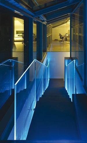 , Le verre, plébiscité par les architectes