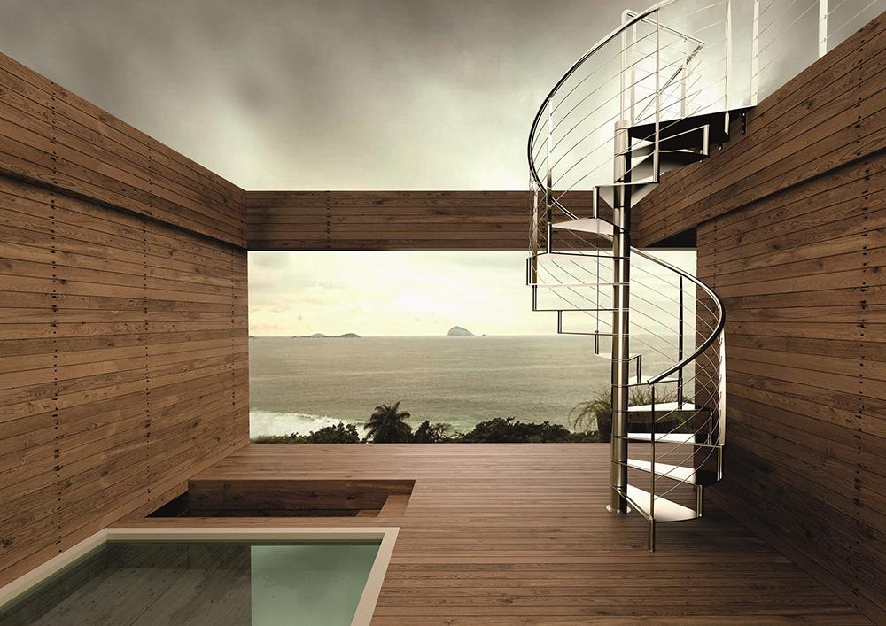 Escalier Design Sur Mesure Devis Gratuit Pour Votre Escalier