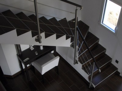 escalier design sur mesure en normandie toutes nos r alisations. Black Bedroom Furniture Sets. Home Design Ideas