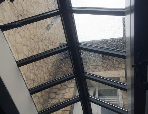 Verriere Salle De Bain Sur Mesure : Une verrière d'intérieure pour ...