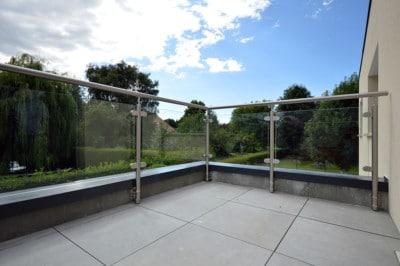 garde-corps toit terrasse