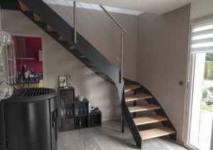 Escalier Cabourg