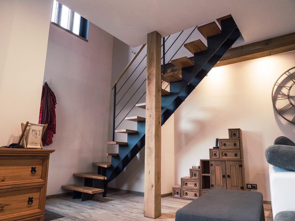 escalier-cremaillere-quart-tournant