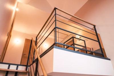 garde-corps-acier-verre-mezzanine