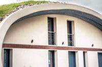 Rambarde de fenêtre en acier