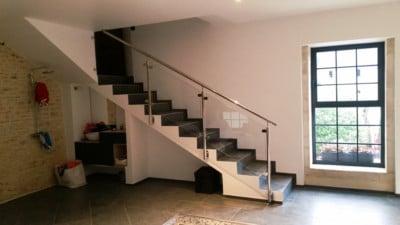 rambarde-verre-inox-escalier