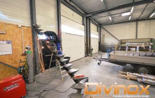 Atelier Escalier Divinox