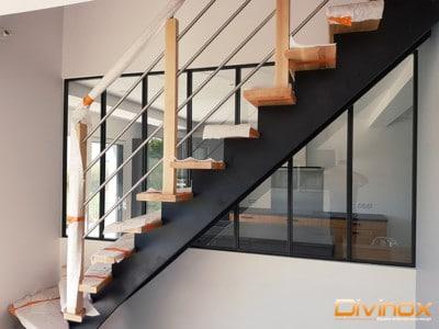 Escalier + Verriere